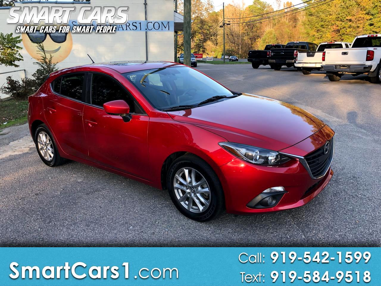 Mazda MAZDA3 i Touring AT 5-Door 2016