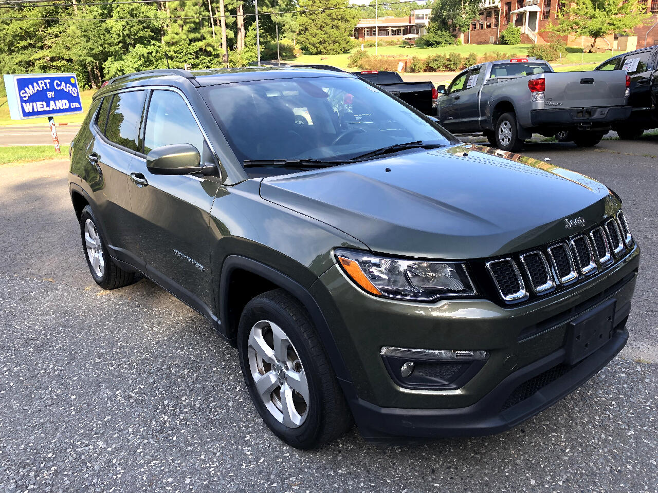 Jeep Compass Sport 4WD 2017