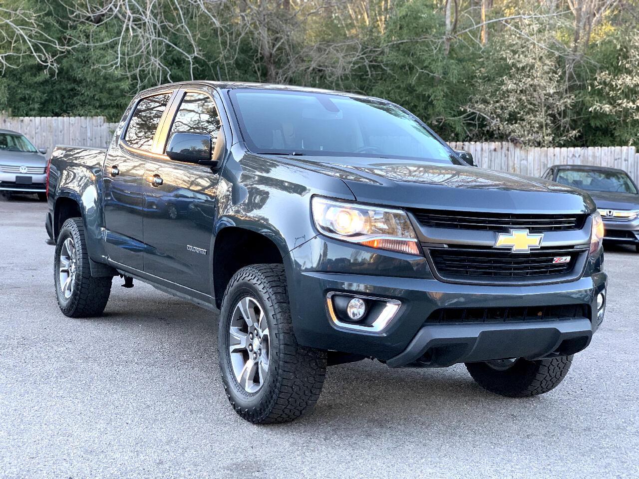 """Chevrolet Colorado 4WD Crew Cab 128.3"""" Z71 2018"""