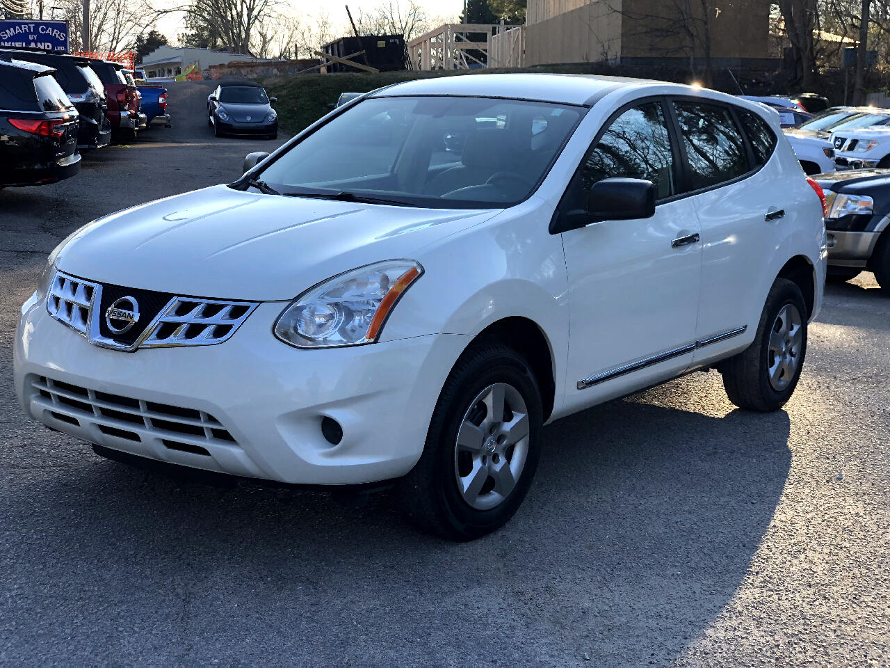 Nissan Rogue FWD 4dr S 2013