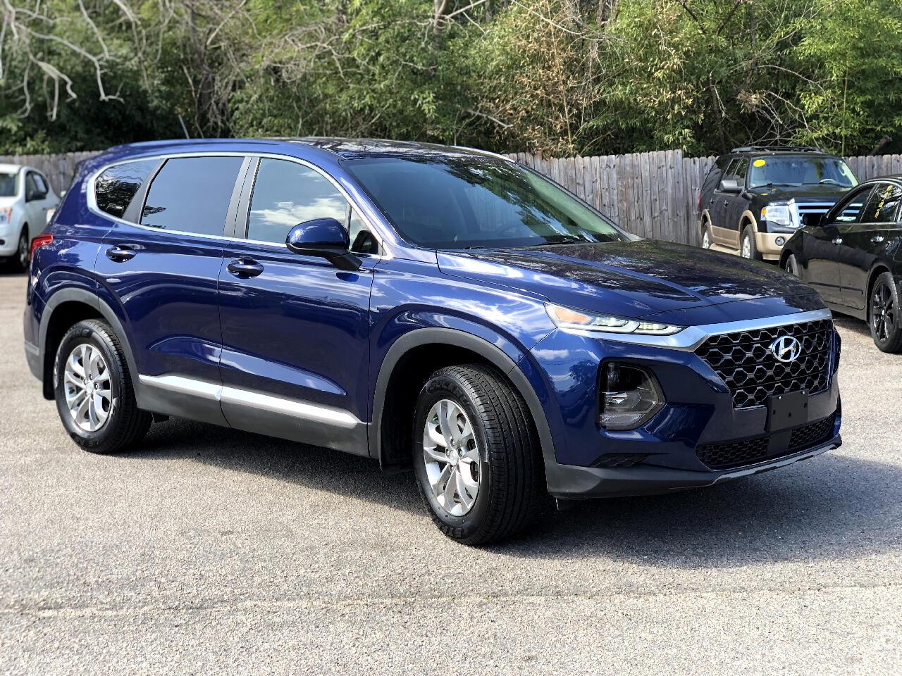 Hyundai Santa Fe SE 2.4L Auto FWD 2020