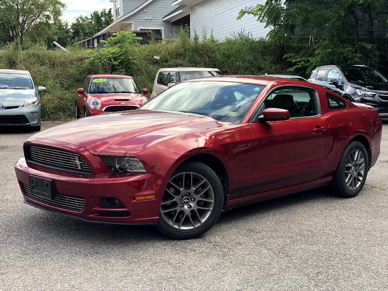 Ford Mustang 2dr Cpe V6 Premium 2014