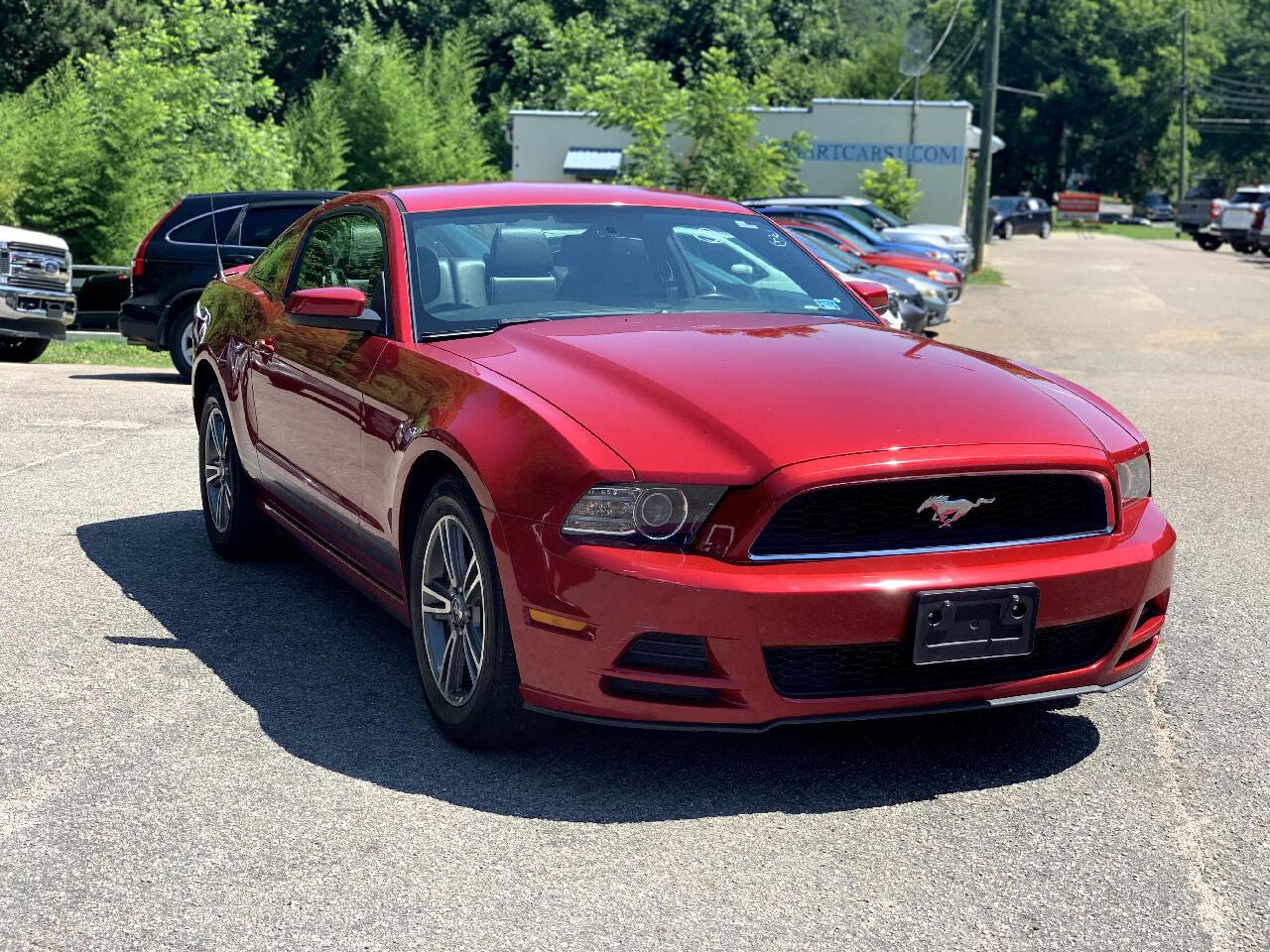 Ford Mustang 2dr Cpe V6 Premium 2013