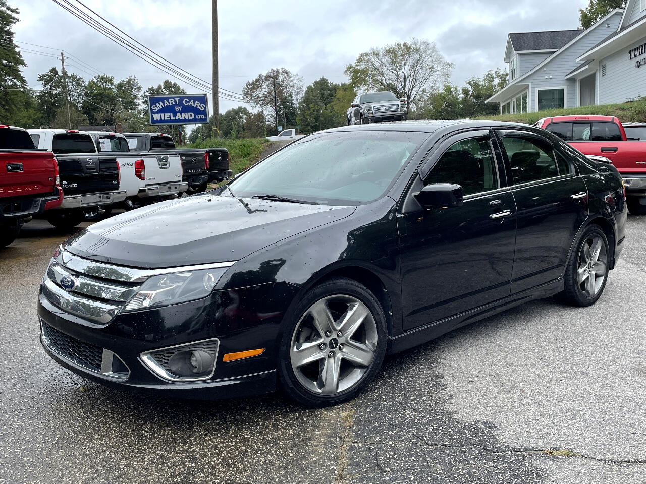 Ford Fusion 4dr Sdn SPORT FWD 2010