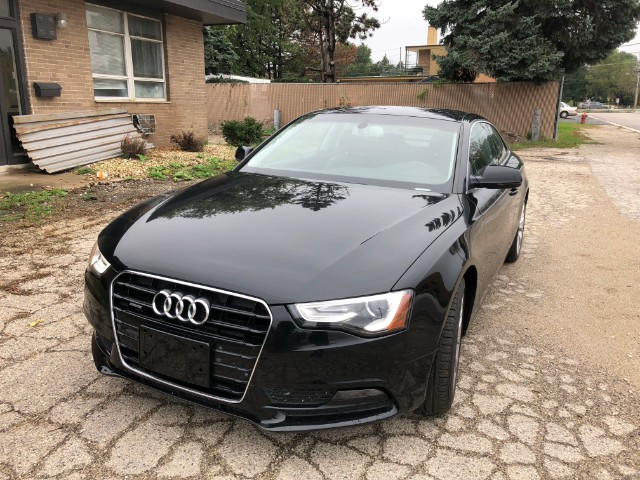 2013 Audi A5 Coupe 2.0T quattro Manual