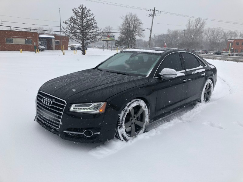 2015 Audi S8 4.0 Sedan quattro Tiptronic