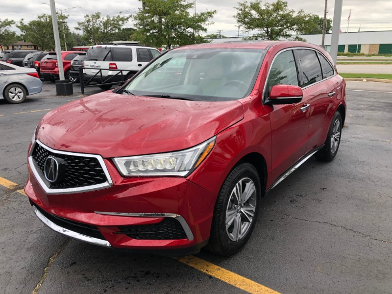 2019 Acura MDX SH-AWD 9-Spd AT
