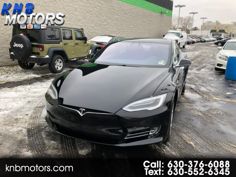 Used 2018 Tesla Model S 75d Awd For Sale In Northlake Il