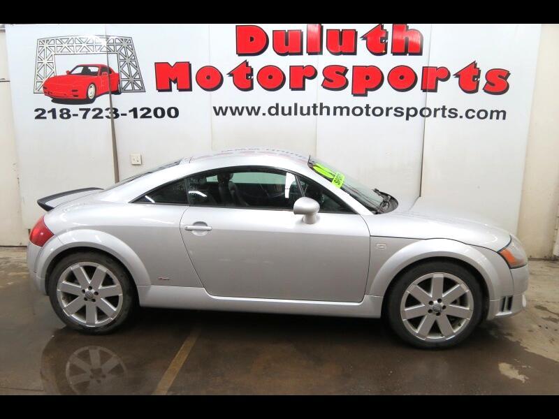 Audi TT Coupe quattro (250 hp) 2004