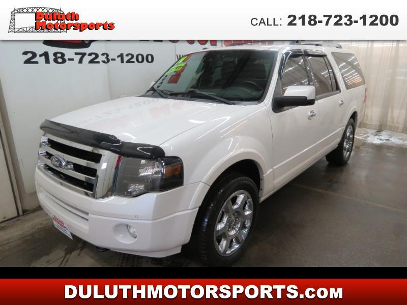 Ford Expedition EL Limited 4WD 2014