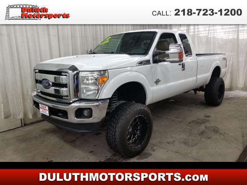 Ford F-250 SD XLT SuperCab 4WD 2013