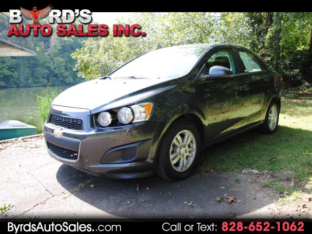 2016 Chevrolet Sonic 4dr Sdn Auto LT