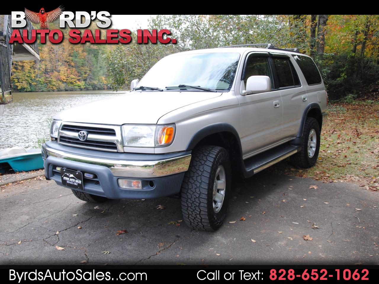 1999 Toyota 4Runner 4dr SR5 3.4L Auto 4WD