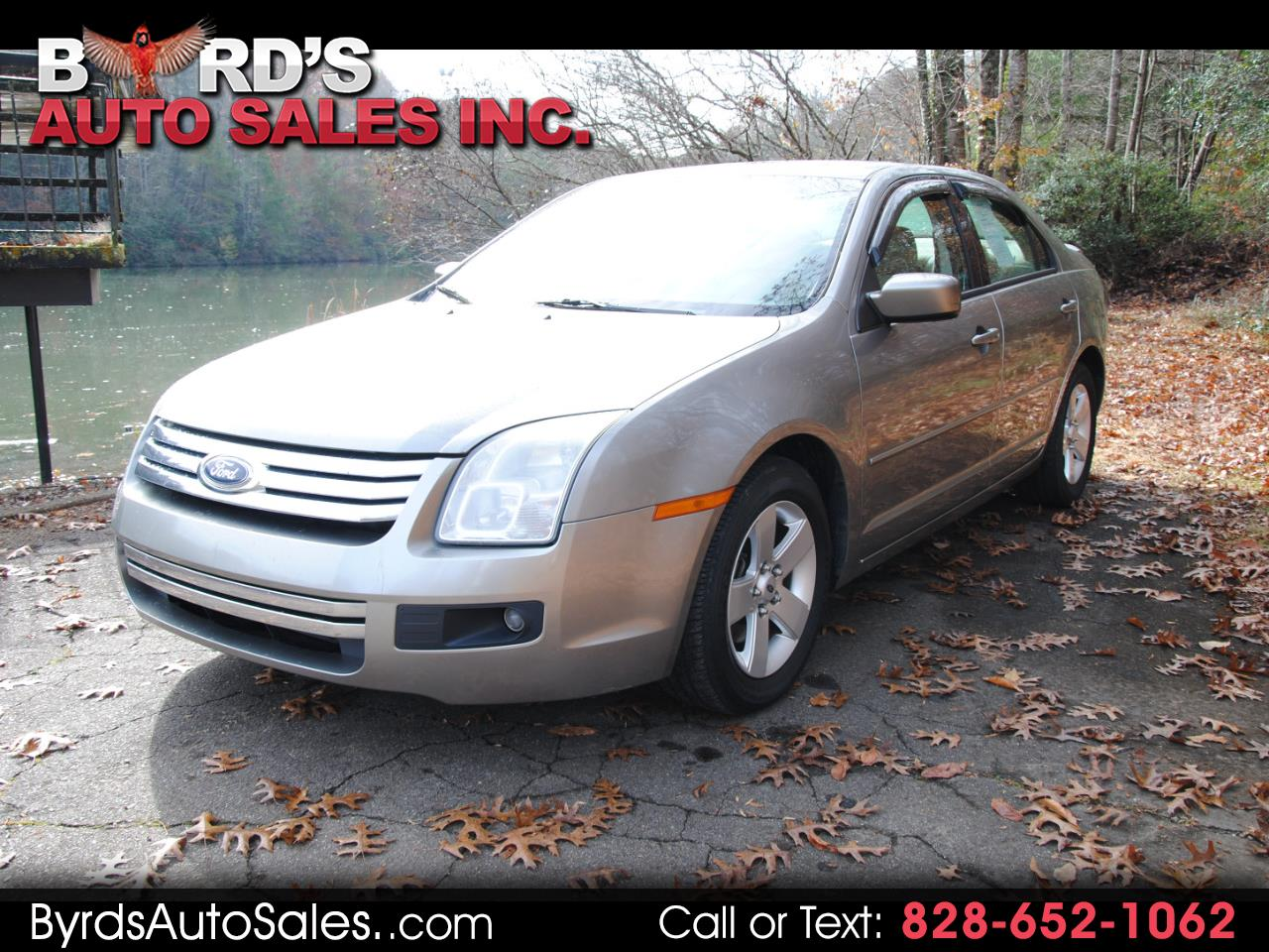 2008 Ford Fusion 4dr Sdn I4 SE FWD