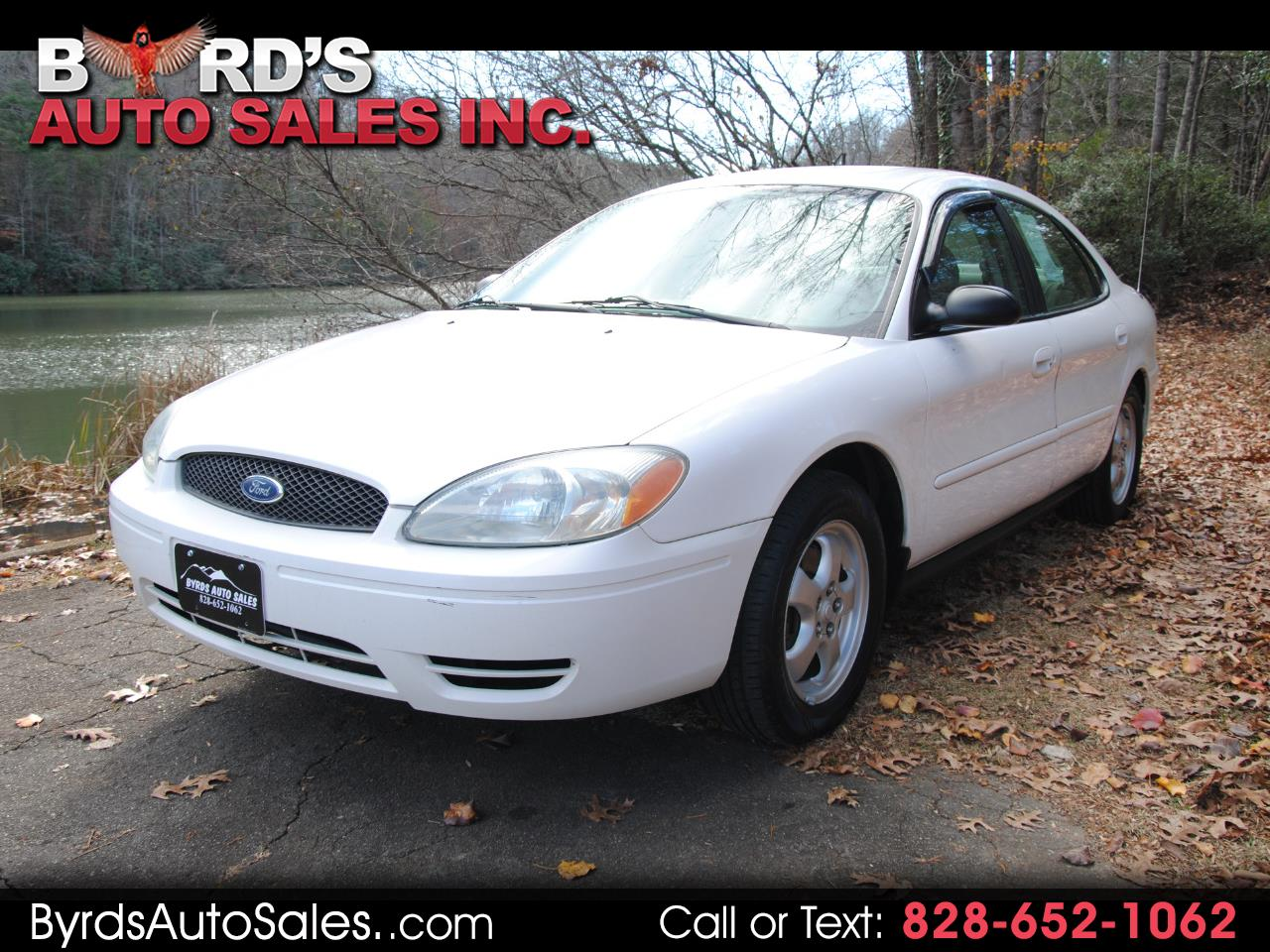2004 Ford Taurus 4dr Sdn SE