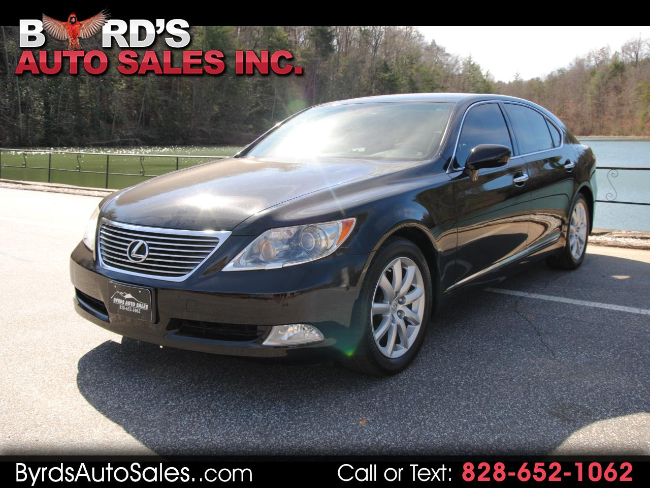 2007 Lexus LS 460  for sale VIN: JTHGL46F875002874