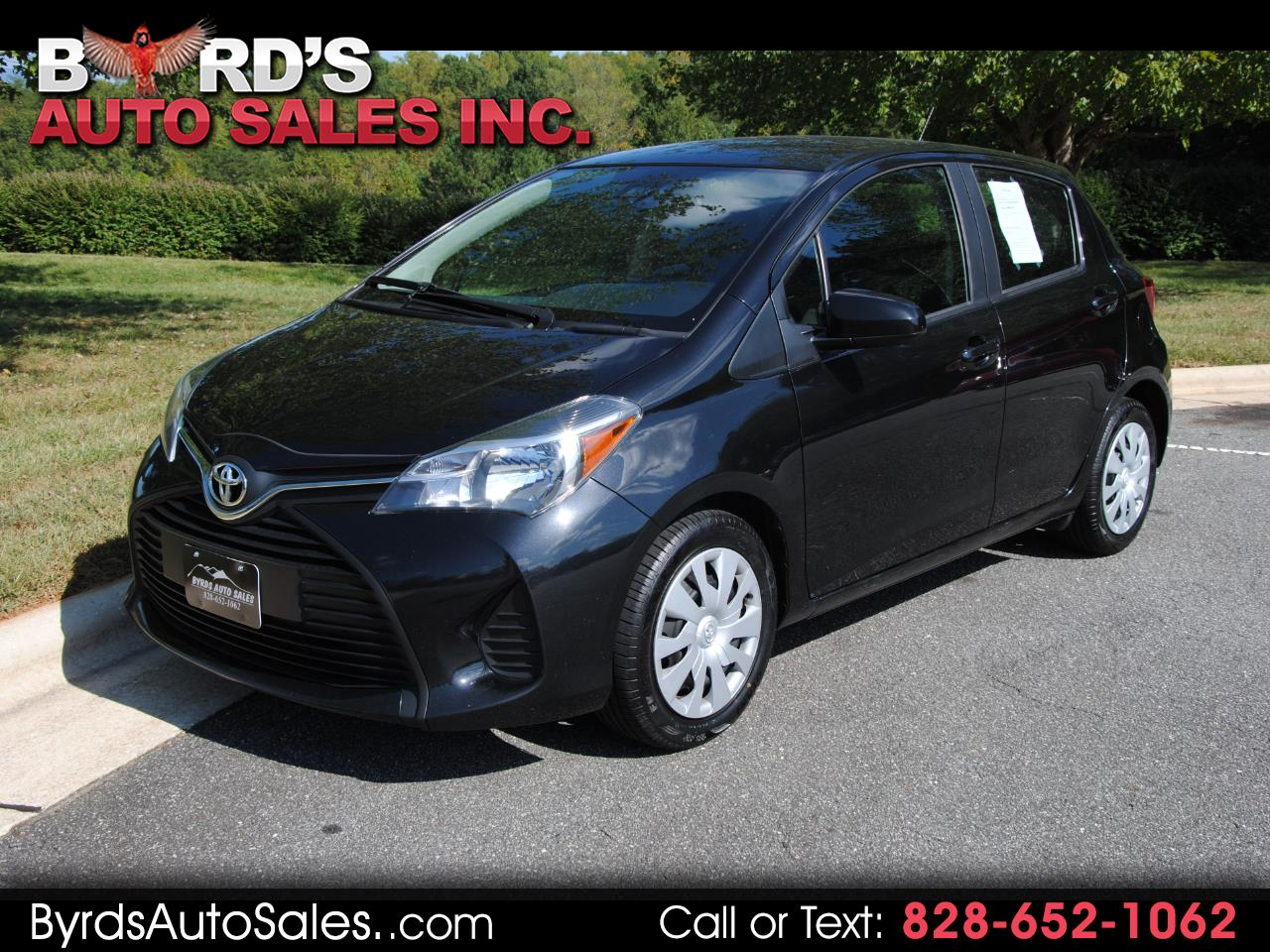 Toyota Yaris 5-Door L Auto (Natl) 2017