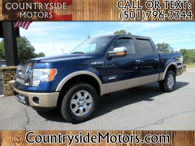 2011 Ford F-150 Lariat SuperCrew 4WD