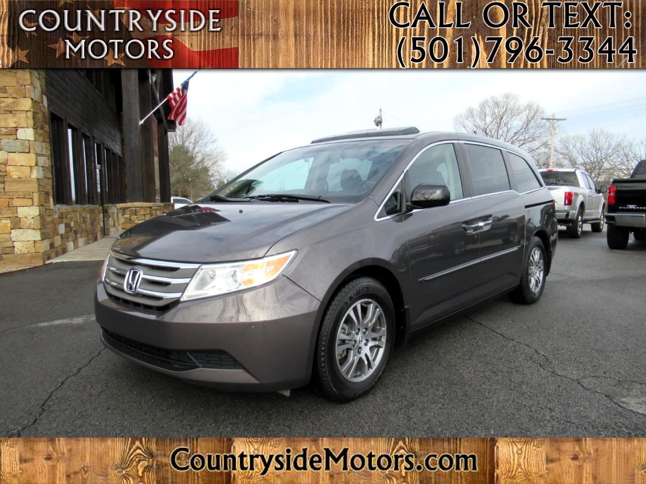2013 Honda Odyssey EX-L w/ Navigation
