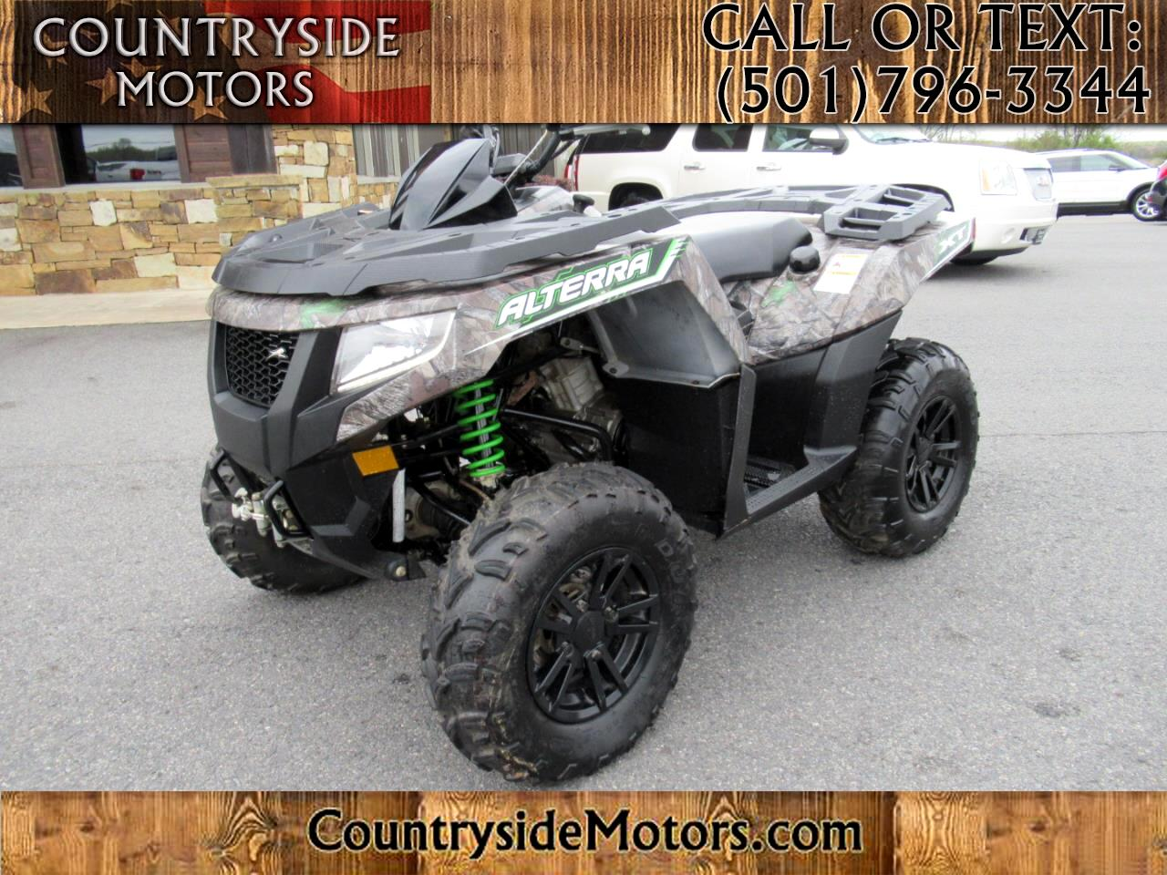 Arctic Cat Alterra 700 XT EPS  2016
