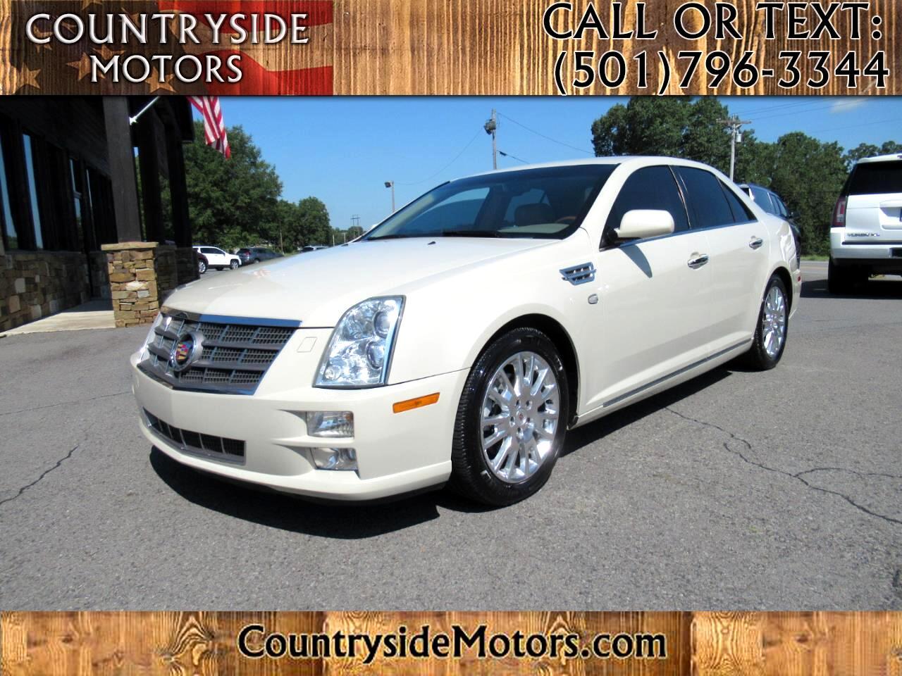 2010 Cadillac STS Premium