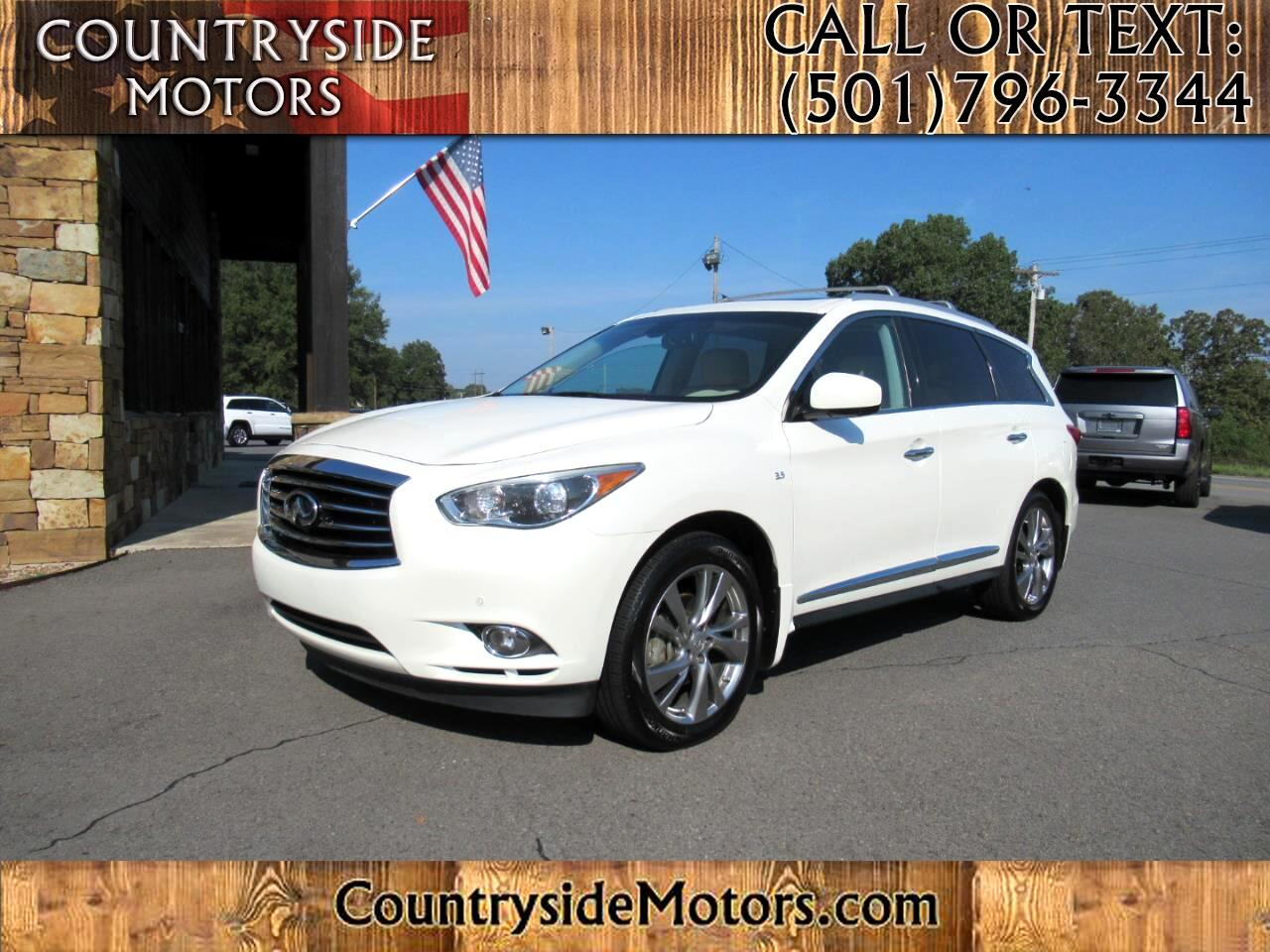 2015 Infiniti QX60 Luxury