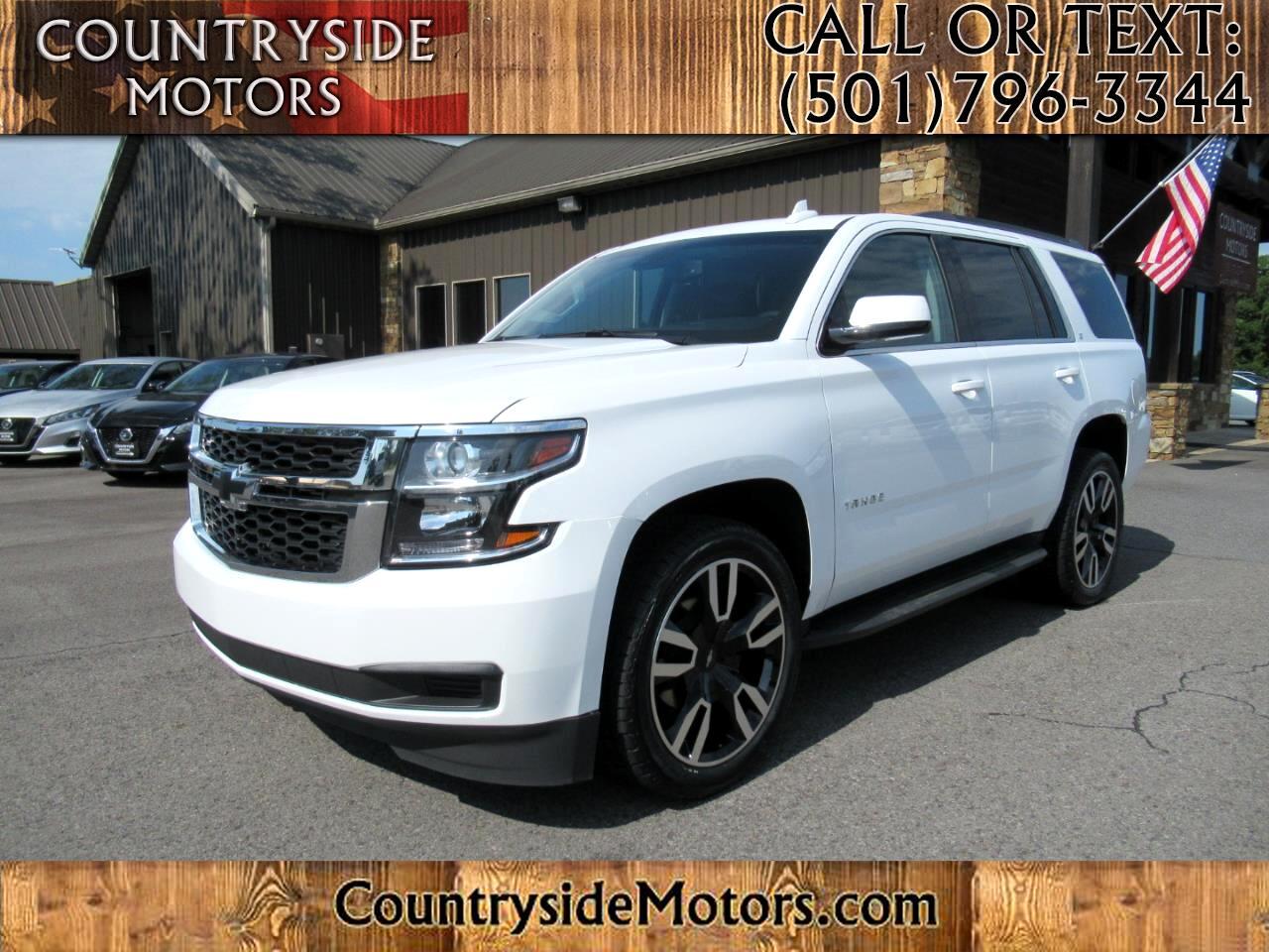 Chevrolet Tahoe LT 2WD 2020