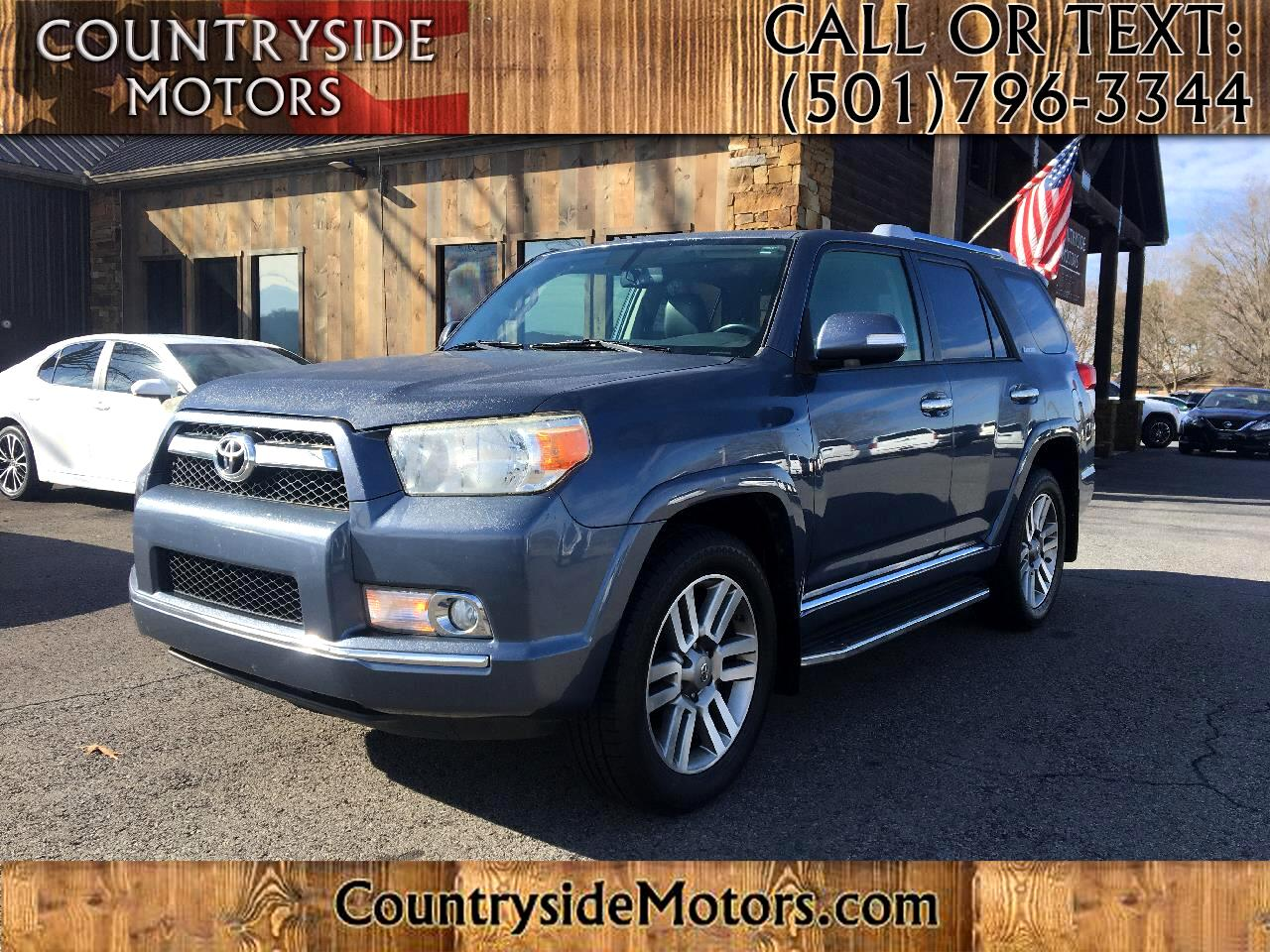 Toyota 4Runner Limited 4WD 2012