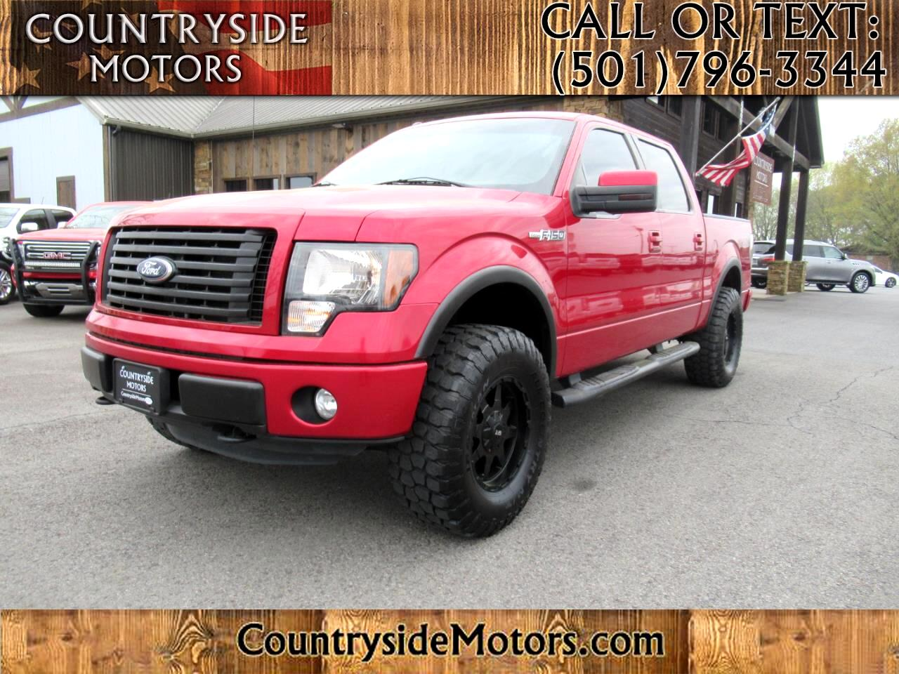Ford F-150 FX4 2012