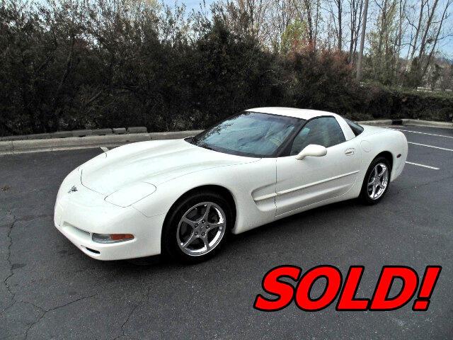 2003 Chevrolet Corvette Corvette
