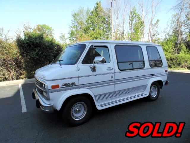 1995 Chevrolet Sport Van G20 Gladiator Conversion Van
