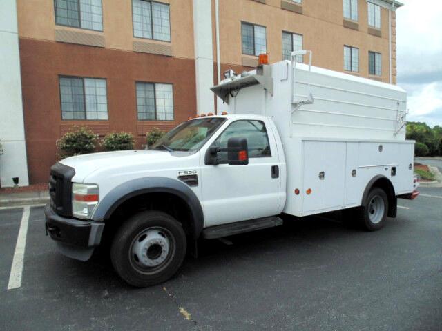 2009 Ford F-550 Utility Truck