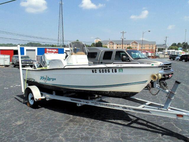 2004 Key Largo 160