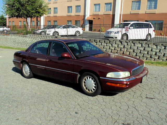 1999 Buick Park Avenue Luxury Sedan