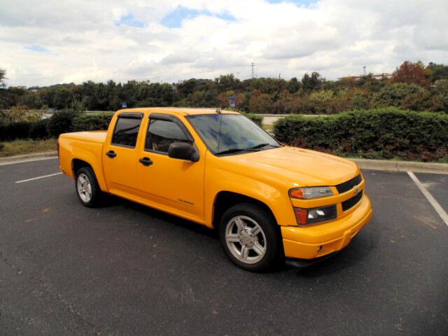 2005 Chevrolet Colorado LS Crew Cab 2WD