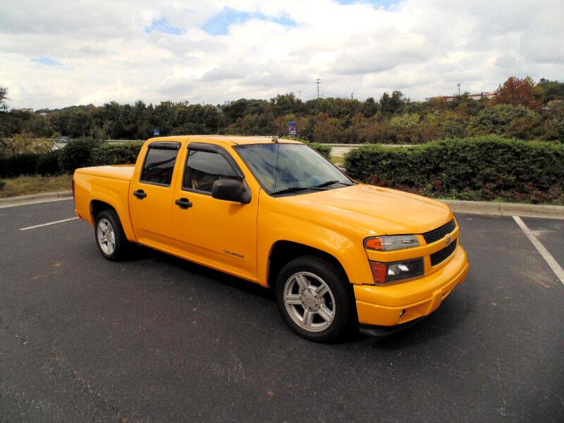 2005 Chevrolet Colorado LS Crew Cab RWD