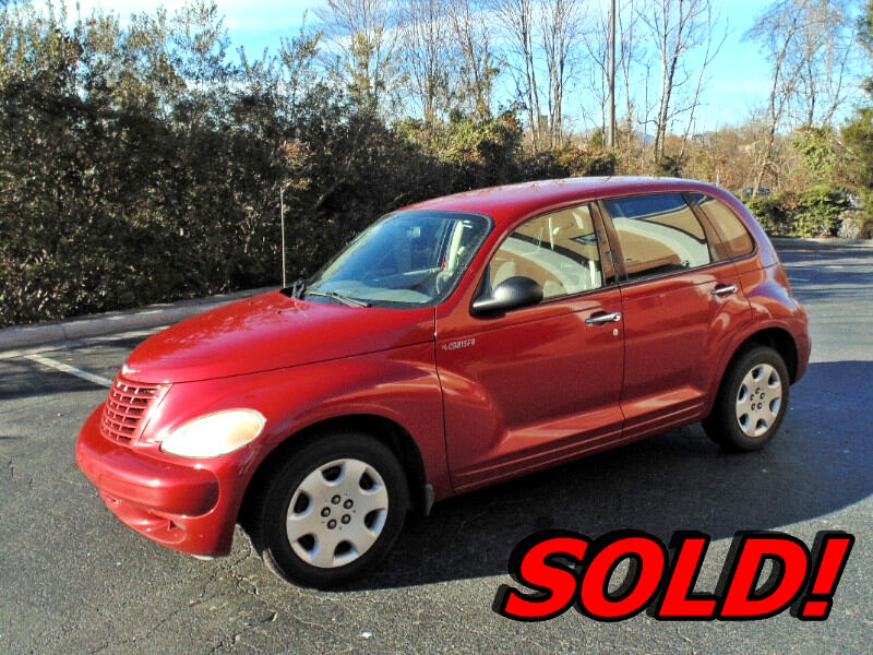 2005 Chrysler PT Cruiser Sport Wagon