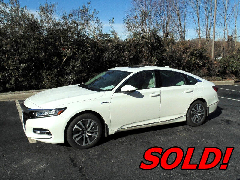 2018 Honda Accord Sedan EX-L Hybrid