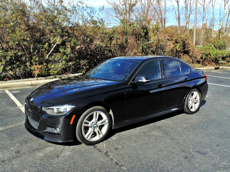 2015 BMW 3-Series 328i MSport