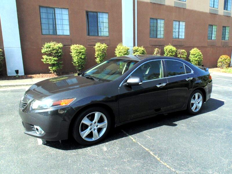 2012 Acura TSX 5-Speed AT with Tech Package