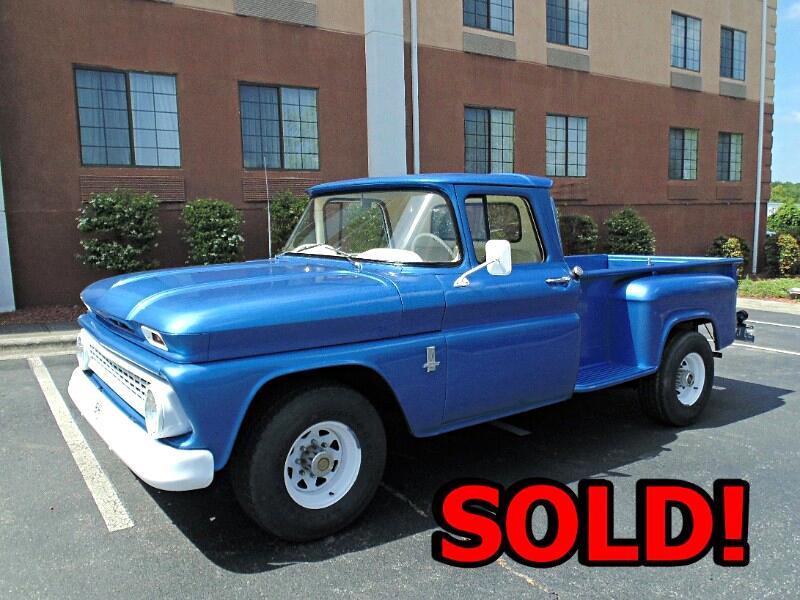 Chevrolet C20  1963