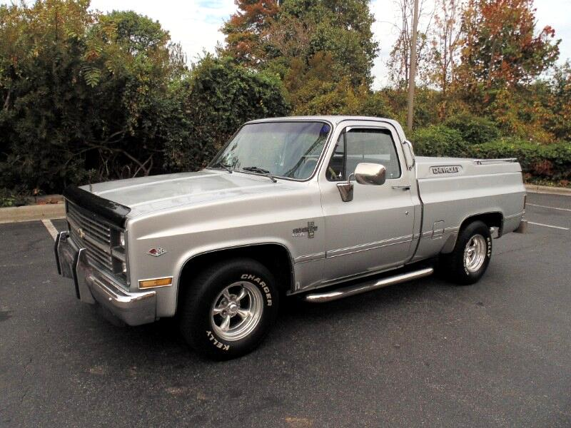 Chevrolet C/K 10  1984