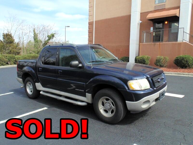 Ford Explorer Sport Trac 2WD Value - 100A 2002