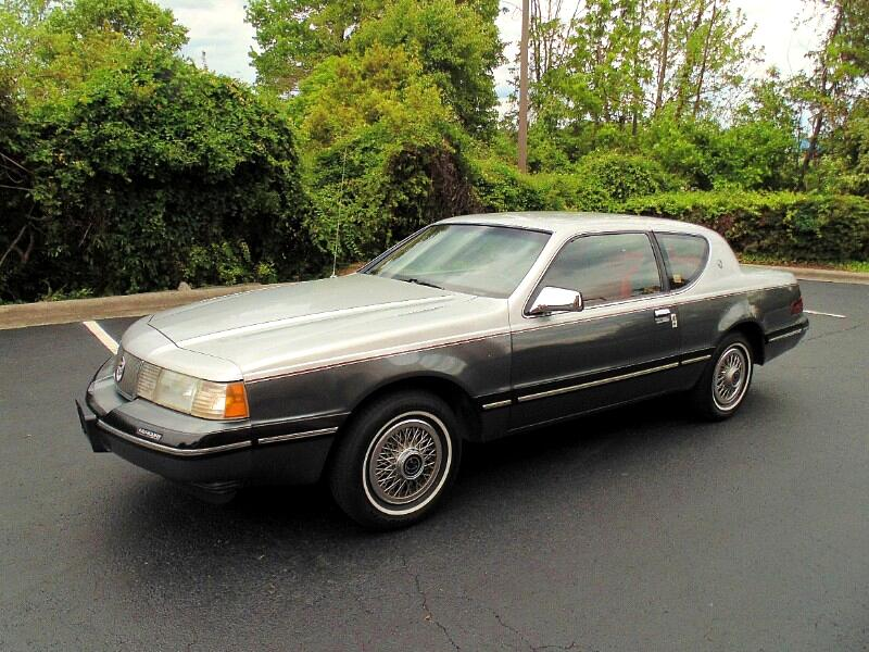 Mercury Cougar LS 2-Door Sedan 1987