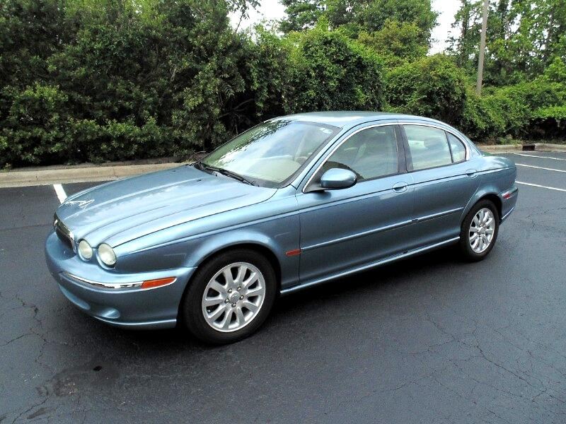 Jaguar X-Type 2.5 2003