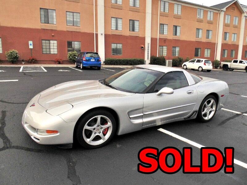 Chevrolet Corvette Coupe 1999