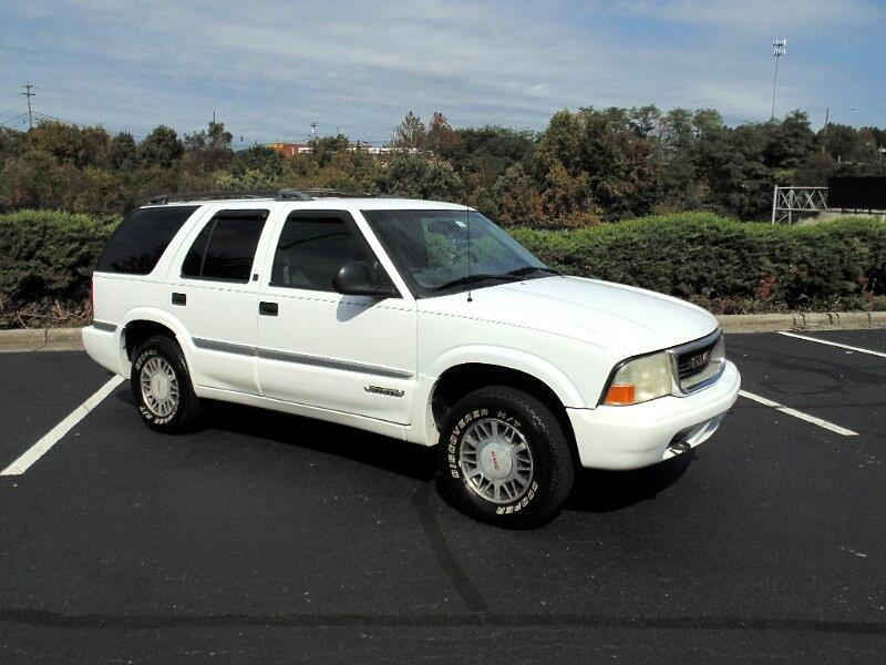 GMC Jimmy SL 4-Door 4WD 1998
