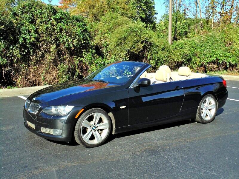 BMW 3-Series 335i Convertible 2010