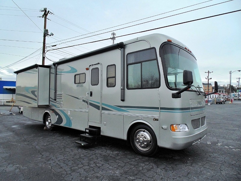 Holiday Rambler Admiral SE  2006
