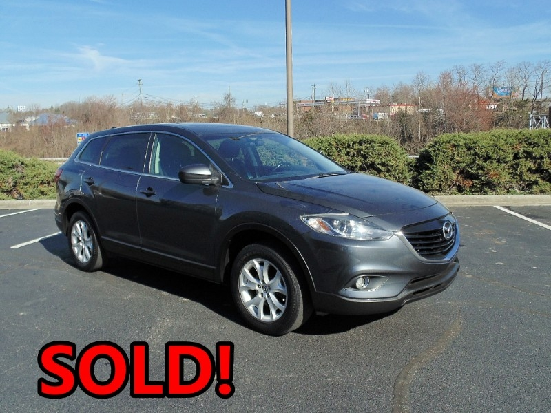 Mazda CX-9 Touring AWD 2013